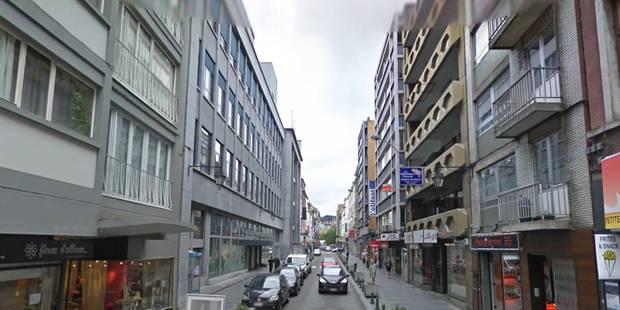 Un quinquagénaire victime d'une chute mortelle d'un immeuble à Liège - La DH