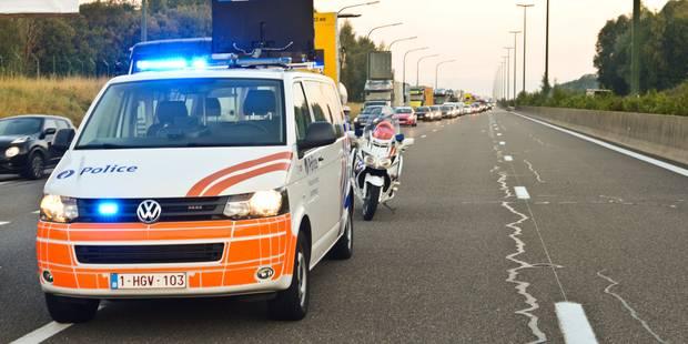 Un automobiliste tué sur la E42 à Spy - La DH