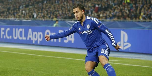 "Hazard dit ""NO"" au PSG (selon la presse britannique) - La DH"
