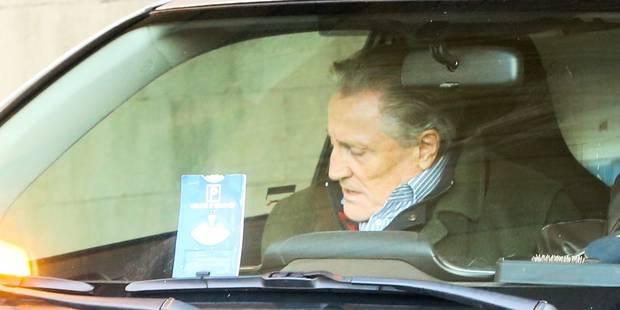 """Marcel Habran est sorti de la prison de Nivelles: """"Je suis toujours innocent"""" - La DH"""