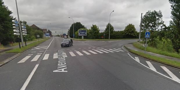 Grave accident de la circulation à Mouscron - La DH
