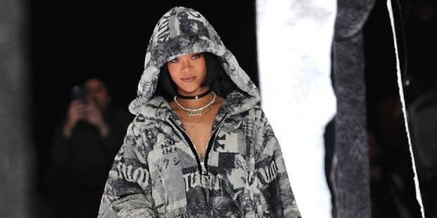 Une première collection pour Rihanna, le sportswear réinventé - La DH