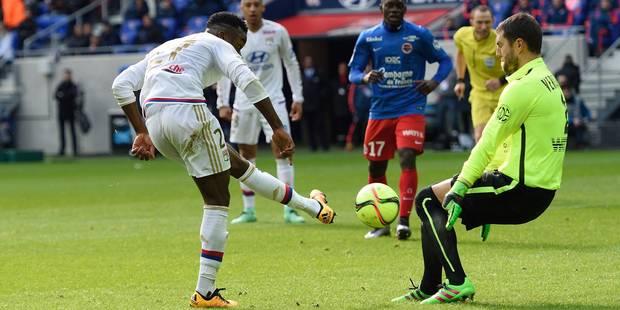 Ligue 1: Souverain contre Caen, Lyon réussit la passe de trois - La DH