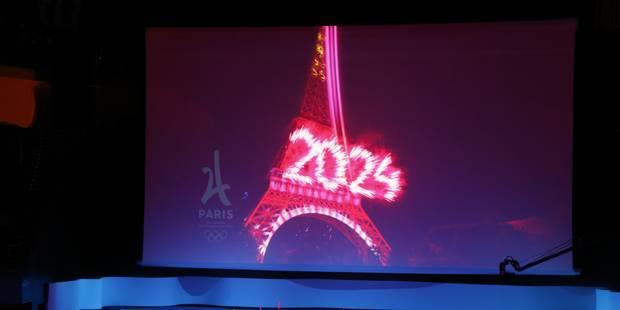 JO 2024: Les villes candidates lèvent le voile sur leur projet olympique - La DH