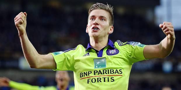 Anderlecht va jouer devant 14 clubs anglais dont le Top 5 - La DH