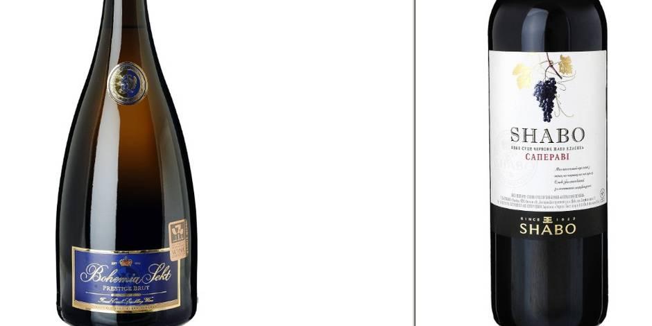 Un nouvel arrivant qui prend de la place au rayon vins: L'Ukraine! - La DH