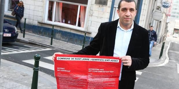 Saint-Josse: plainte contre des affiches humiliantes pour les prostituées - La DH