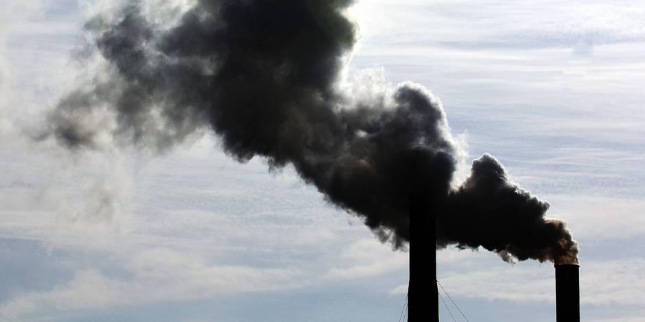 L'air pollué cause 12 000 décès par an en Belgique - La DH