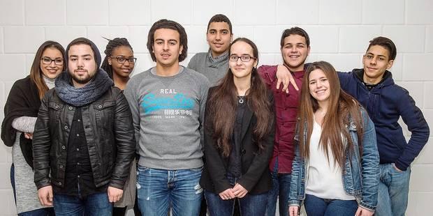 Les jeunes de Molenbeek ont élu leurs délégués - La DH