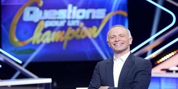 """Samuel Etienne a présenté son premier """"Questions pour un champion"""" - La DH"""