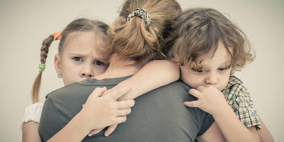Inquiétant: la pauvreté frappe 40% des enfants à Bruxelles - La DH