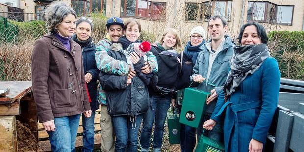 Le nombre de composts collectifs explose à Bruxelles - La DH