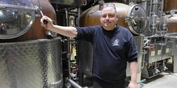 La distillerie de Biercée en danger - La DH