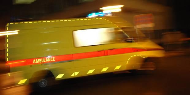 Accident mortel à Vaux Borset - La DH
