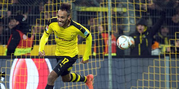 Bundesliga: Aubaumeyang contribue au sauvetage de Dortmund - La DH