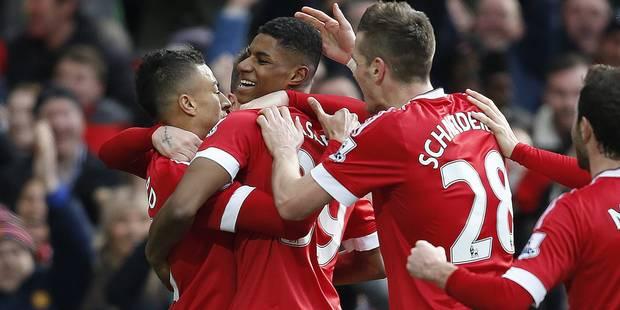 Premier League: Rashford fait couler Arsenal, Tottenham ne faiblit pas - La DH