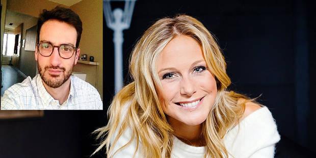 Le coiffeur de la Reine dans l'émission de Julie Taton et Joëlle Scoriels - La DH