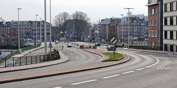 Namur: embouteillages prévus dès ce lundi - La DH