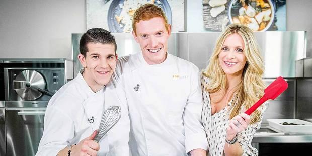 Au menu : Deux Top Chefs ! - La DH