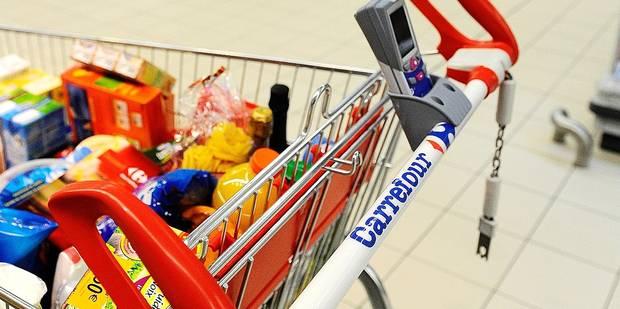Carrefour vous offre votre caddie ! - La DH
