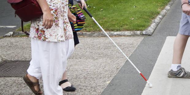 Horrible agression à Liège: il jouit sur le visage d'une aveugle - La DH