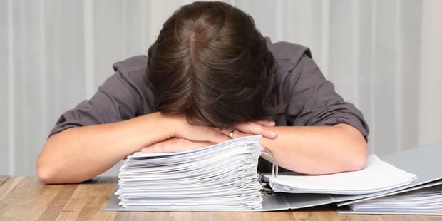 La moitié des personnes en incapacité de travail de retour après deux mois - La DH