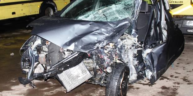 Houffalize: Accident mortel sur la N30 - La DH
