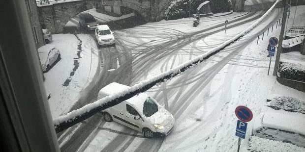 Neige: le chaos dans certaines communes - La DH