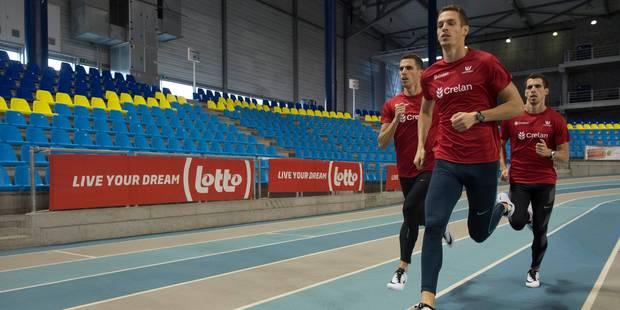 Le relais 4x400 m défendra les couleurs belges à Portland (VIDEO) - La DH