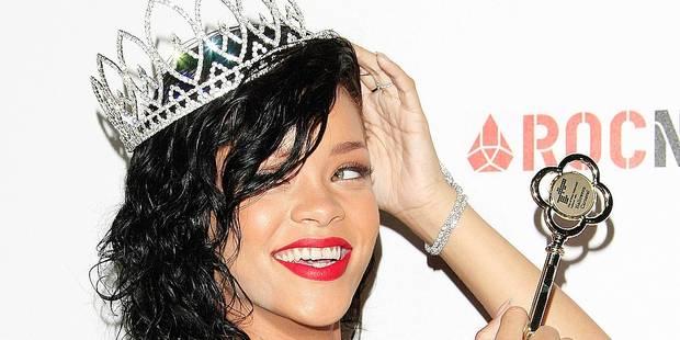 Rihanna et Queen B, reines de Spotify - La DH