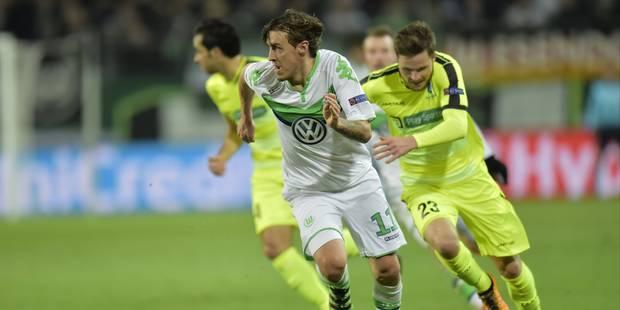 C1: Gand retombe les pieds sur terre face à un Wolfsburg tout simplement plus fort (1-0) - La DH