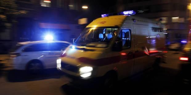 Deux morts dans un accident à Lives-sur-Meuse - La DH