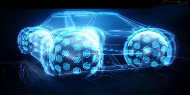 Des pneus sphériques sur nos futures voitures? - La DH