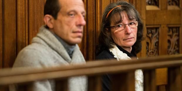 20 ans requis contre Rita Henkinet - La DH