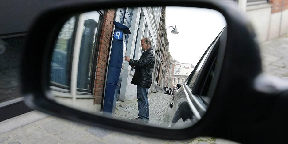 Mons: taxe de stationnement rentable - La DH