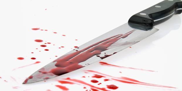 Par jalousie, il lance un couteau sur sa compagne prostituée - La DH