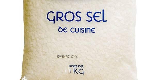 Combien de kilos de sel le Belge consomme-t-il par an? - La DH