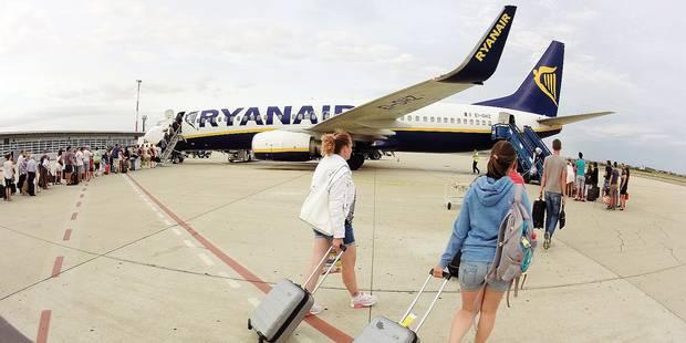 Ryanair face à la Cour européenne - La DH