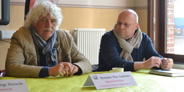 Tournai: les réfugiés au coeur du sport - La DH