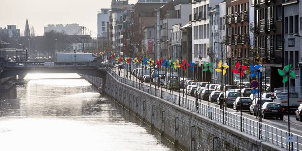 La pression démographique sur les quartiers pauvres de Bruxelles est trop forte - La DH