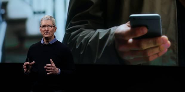 Keynote: Apple lance un petit smartphone et baisse le prix de sa montre connectée (VIDEO) - La DH