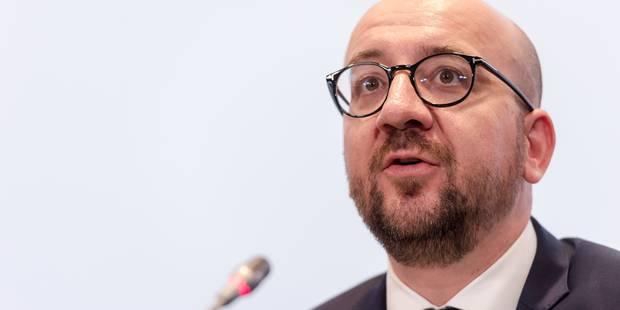"""Michel: """"Notre pays a été frappé par deux attentats aveugles, violents et lâches"""" - La DH"""