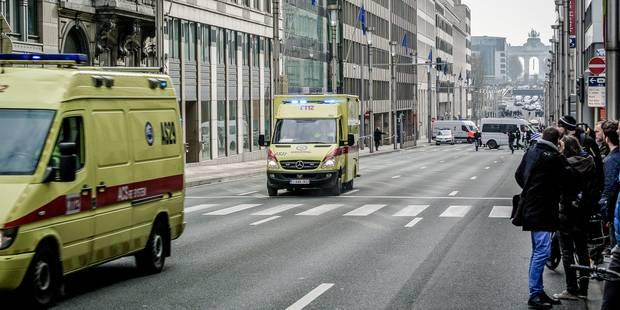 Alerte niveau 4: la situation en région bruxelloise ! - La DH