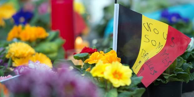 """Une marche """"Contre la peur"""" dimanche à Bruxelles et une minute de silence ce mercredi - La DH"""