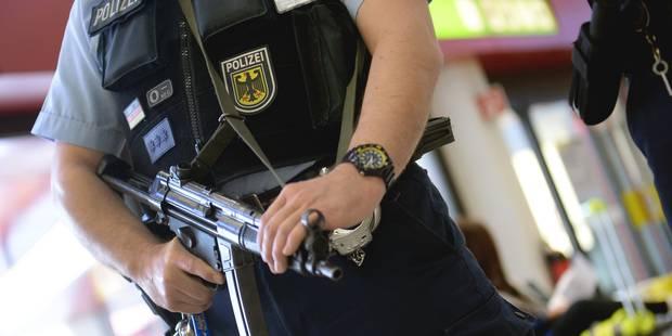 La police allemande arrête deux hommes en lien avec les attentats de Bruxelles - La DH