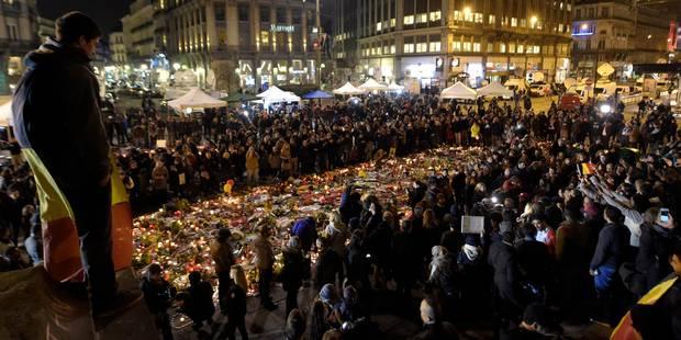 Attentats de Bruxelles: 4 patients décédés, le bilan grimpe à 35 morts - La DH