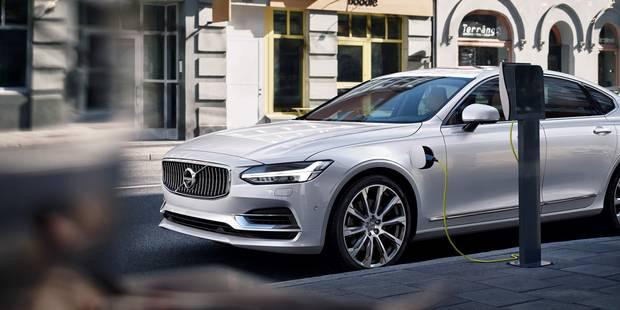 Volvo Cars défend la normalisation des systèmes de recharge pour véhicules électriques - La DH