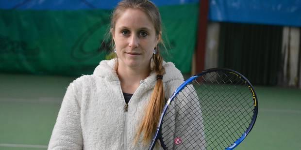 Justine Bourdon en terrain connu - La DH