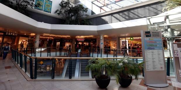 Fausse alerte à la bombe au City 2 : le centre commercial avait été évacué - La DH
