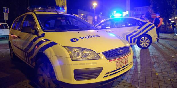 La police tire sur un automobiliste au cours d'une course-poursuite à Anvers - La DH